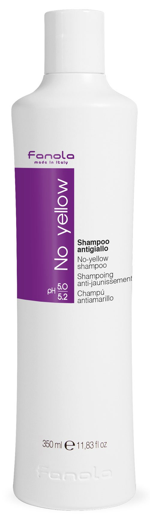 Fanola No Yellow Shampoo, 350 ml by Fanola