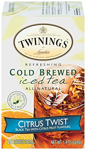 Twinings Citrus Twist Count Bagged product image