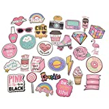 We-buys Cartoon Cactus Alpaca Stickers Scrapbooking DIY Diary Decoration Supplies