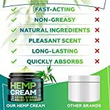 (2 Pack) Hemp Cream for