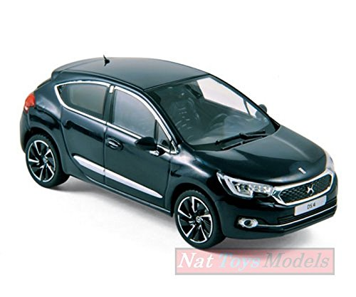 Norev NV155455 Citroen DS 4 2015 Encre blue 1 1 1 43 Modellino Die Cast Model 446abf