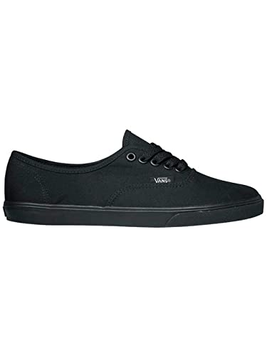 d58752708e6 Image Unavailable. Image not available for. Color  Vans - U Authentic Lo  Pro Shoes in Black Black