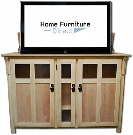 Touchstone Bungalow - Mueble Elevador de TV (50 Grados): Amazon.es: Juguetes y juegos