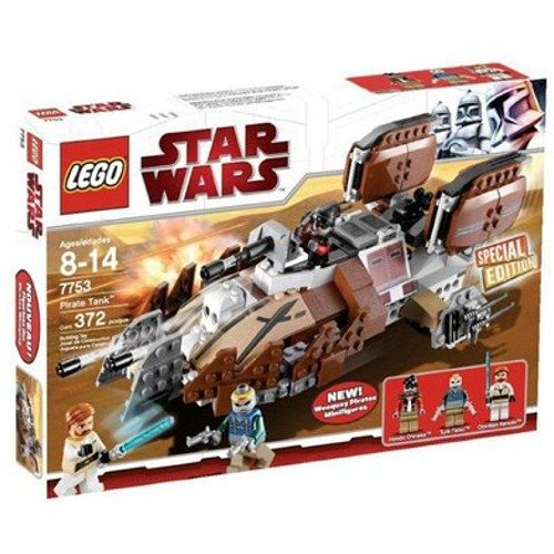 LEGO Star Exclusive 7753 Pirate product image