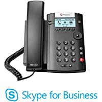 Polycom 2200-40450-019 MS Skype for Business Edition VVX 201