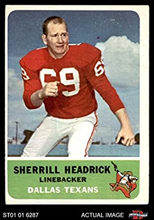 Image result for sherrill headrick dallas texans