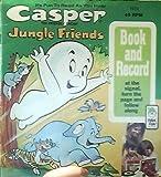 Casper the Friendly Ghost Jungle Friends Book & Record