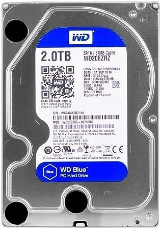 Western Digital Wd20ezrz Interne Festplatte 3 5 Zoll Computer Zubehör
