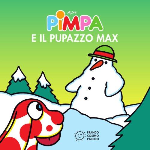 Pimpa e il pupazzo Max (Piccole storie) (Italian Edition) (Pimpa Books In Italian compare prices)