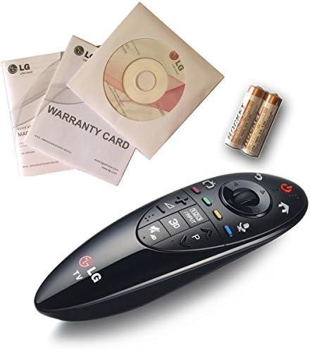 NUEVO * LG televisor Magic mando a distancia para los televisores 2014 serie Smart TV navegador rueda para búsqueda fácil de sitio web. Con la inventiva Ingeniosamente LG AN-MR500 Magic mando