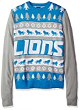 FOCO Detroit Lions One Too Many Ugly Sweater Extra Large