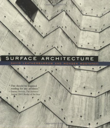 Surface Architecture (MIT Press)