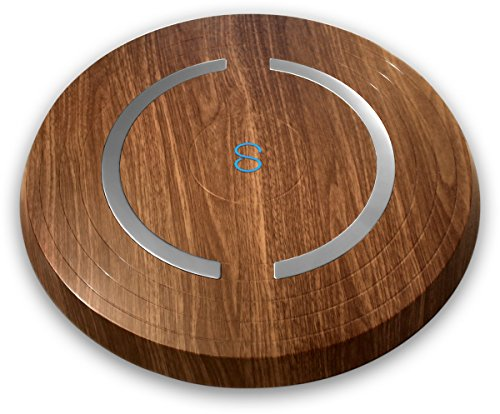 Shapa Smart Scale and App (Oak) by Shapa