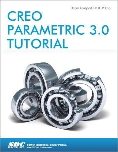 Creo Parametric 3.0 Tutorial cover