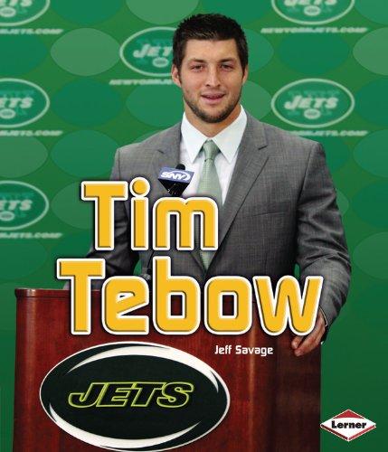 Tim Tebow (Amazing Athletes) ebook