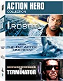 I, Robot / the Day After Tomorrow / the Terminator (Action Hero Collection)
