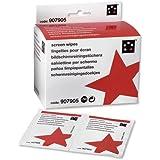 5 Star Lingettes antistatiques pour écran Pack de 50 (Import Royaume Uni)