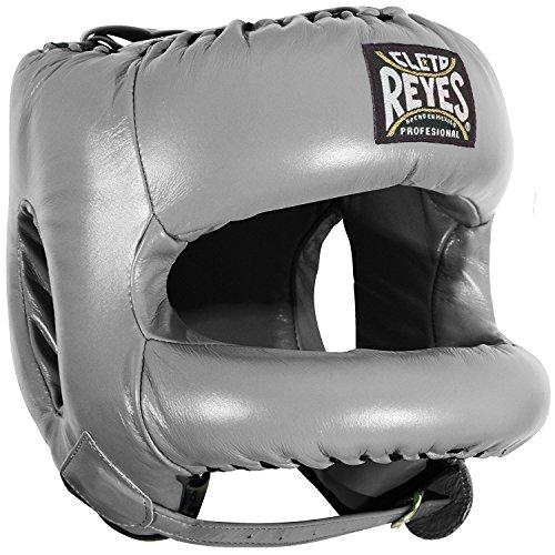 Ringside Cleto Reyes Protector Headgear II, Silver, One size