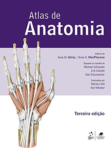 Amazon.com: Atlas de Anatomia (Portuguese Edition) eBook: Anne M ...