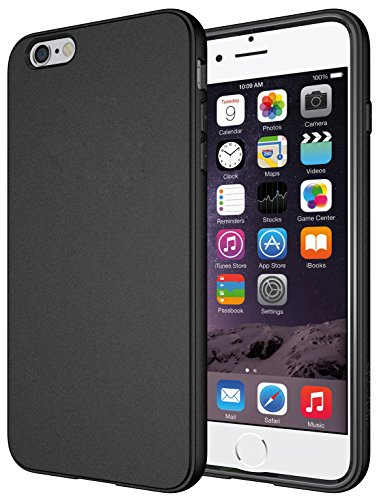 iPhone 6s Plus Case - Diztronic Full Matte Soft Touch Flexible TPU Case for Apple iPhone 6 Plus & 6S Plus (5.5