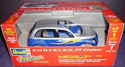 Revell Chrysler PT Cruiser Pro Finish Plastic Model Kit by Revell