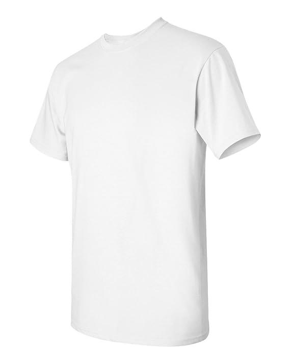 3dac91c46780c Gildan - Camiseta básica de manga corta Modelo Heavy Cotton para hombre -  100% algodón gordo  Amazon.es  Ropa y accesorios