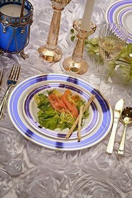 Plastic Cutlery Gold VV