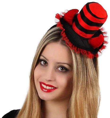 Creative Head Band Hat Devil Top Hat