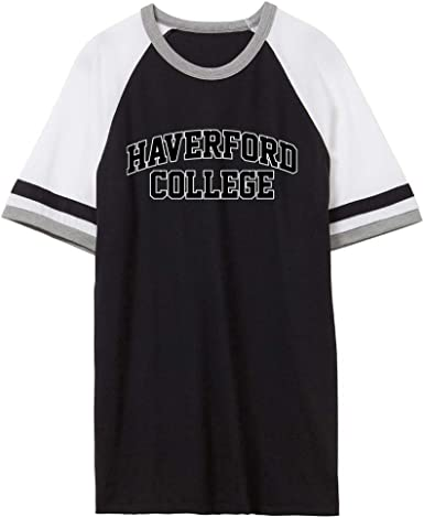 HAVER07 Youth T-Shirt NCAA Haverford College Squirrels