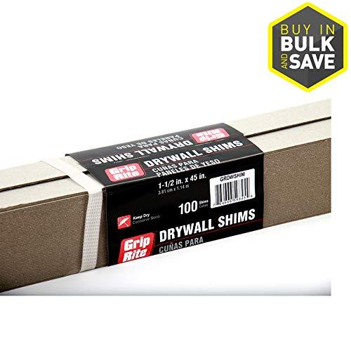 Grip-Rite Shim Drywall (100-Bundle)