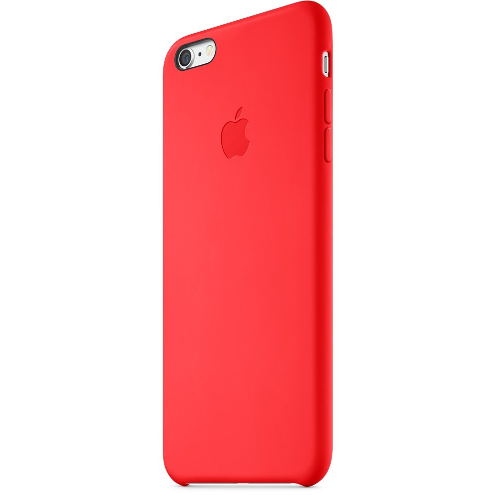 coque rouge pour iphone 6