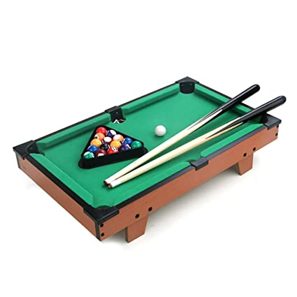 Fantastic Amazon Com Tabletop Billiards Snooker Table Kids Pool Table Home Interior And Landscaping Ponolsignezvosmurscom