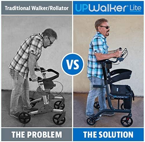 Amazon.com: UPWalker Lite Original Vertical Walker (Stand Up ...