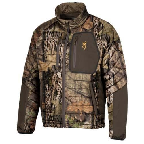 Browning XM Elite PrimaLoft Down Jacket, Mossy Oak Break-Up Country, X-Large