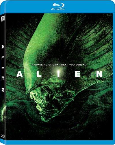 Alien Blu-ray -