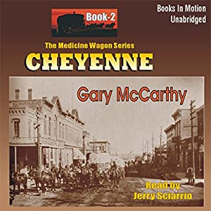 Cheyenne Audiobook