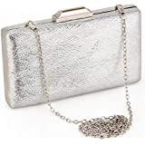 Evening Wedding Clutch Purses For Women Party Evening Bag Cocktail Prom Bridal Purses And Handbags Metal Snap Clutches