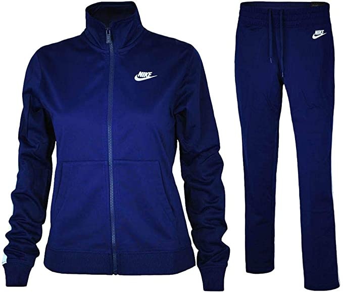 6fa99c6af3e90 NIKE Women's Sportswear Tracksuit at Amazon Women's Clothing store ...