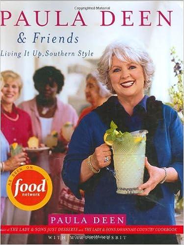 Paula Deen Friends Paula Deen 9780743267229 Amazoncom Books
