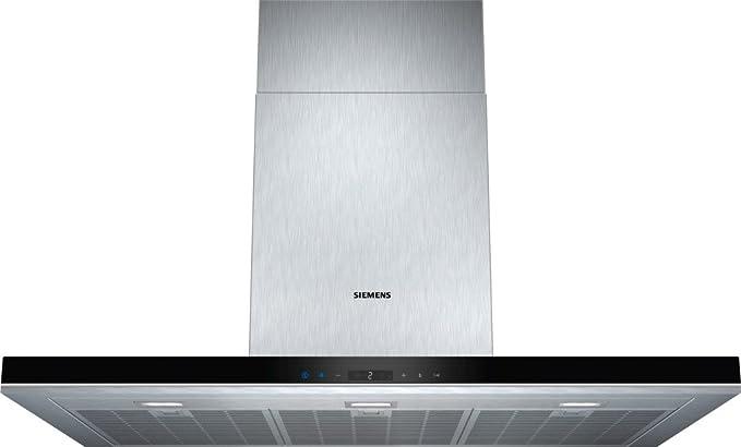 Siemens LC98BA572 - Campana (Canalizado/Recirculación, 860 m³/h, A,