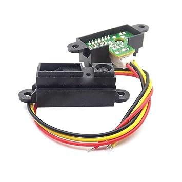 rokoo Universal electrónico GP2Y0 A21YK0 F Sharp IR Sensor de ...
