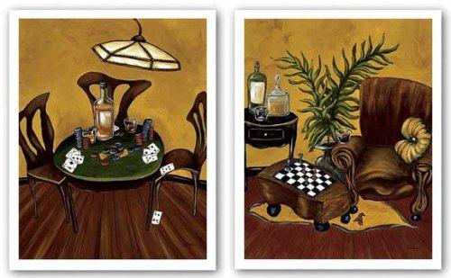 Poker Mate - Check Mate-Poker Nite Set by Krista Sewell 8