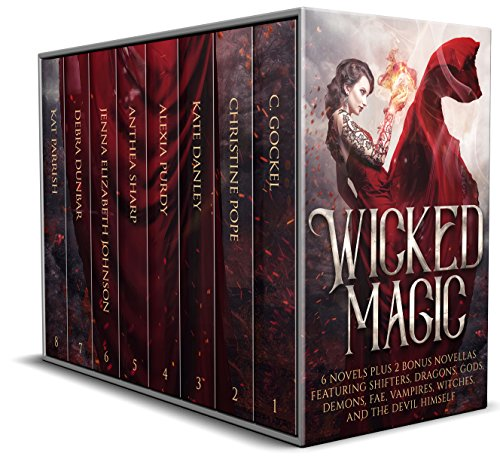 Wicked Magic by C. Gockel & Others ebook deal
