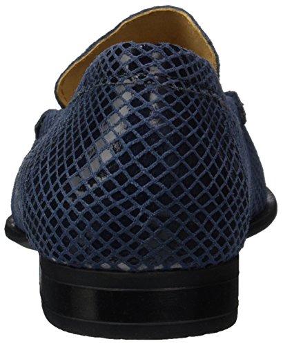 Caprice 24250, Mocassins (Loafers) Femme Bleu (826)