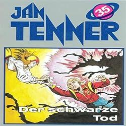 Der schwarze Tod (Jan Tenner Classics 35)