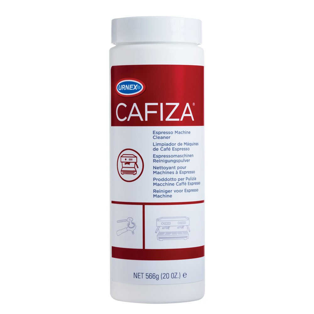 Urnex Cafiza Professional Espresso Machine Cleaning Powder 566 grams product image