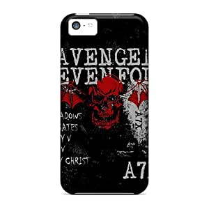 Protection Case For Iphone 5c / Case Cover For Iphone(avenged Sevenfold)