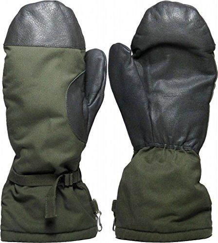 YISEVEN Damen Hirschleder Handschuhe Kaschmir Gef/üttert von Handgen/äht