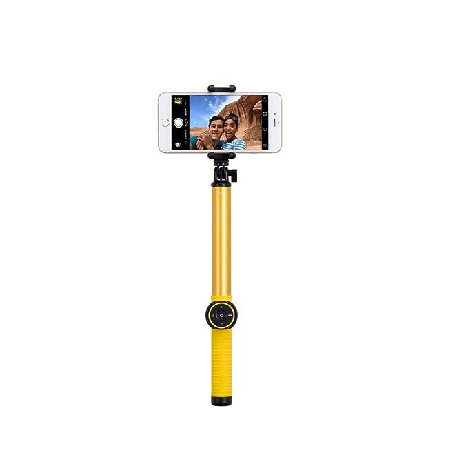 Momax Selfie Stick con trípode para Smartphone, apoyo juguete de ...