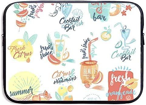 Conjunto de Carteles de zumos y Bebidas de Fruta Fresca ...